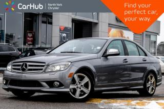 Used 2009 Mercedes-Benz C-Class 3.0L|AMG.Appearance.Pkgs|Memory.Pkg|Sports.Pkg|17