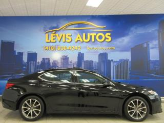 Used 2015 Acura TLX Sh-Awd for sale in Lévis, QC