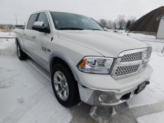 Used 2018 RAM 1500 Laramie for sale in Listowel, ON