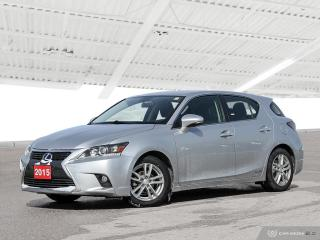 Used 2015 Lexus CT 200h Sold Pending Pick Up...USED SALES TEAM NOW IN THE MAIN SHOWROOM for sale in Waterloo, ON