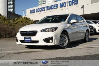 Used 2018 Subaru Impreza 5Dr Touring CVT CERTIFIED PRE-OWNED   HEATED SEATS   APPLE CAR PLAY & ANDROID *AUTO* for sale in Vancouver, BC