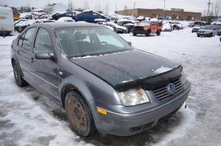 Used 2004 Volkswagen Jetta UNE CHANCE DE GAGNER $$$10 000$$$ CASH for sale in St-Georges-Est, QC