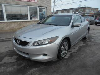 Used 2008 Honda Accord EX-L for sale in St-Hubert, QC