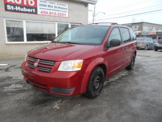 Used 2008 Dodge Grand Caravan SE for sale in St-Hubert, QC