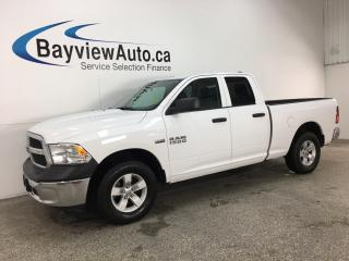 Used 2017 RAM 1500 ST - 4X4! 8CYL HEMI! TRAILER TOW! for sale in Belleville, ON