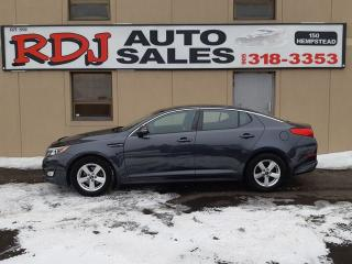 Used 2015 Kia Optima LX ONLY 38000KM1 OWNER for sale in Hamilton, ON