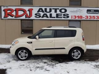 Used 2010 Kia Soul 2U ONLY 36000KM,1 OWNER for sale in Hamilton, ON