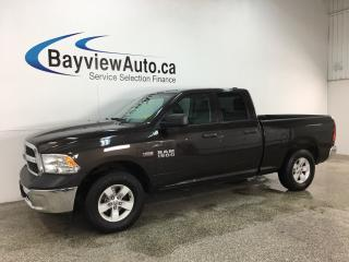Used 2017 RAM 1500 ST - 4X4! HITCH! A/C! CRUISE! ALLOYS! for sale in Belleville, ON