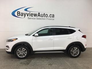 Used 2018 Hyundai Tucson Premium 2.0L - AWD! HTD LTHR! PANOROOF! BSA! ALLOYS! for sale in Belleville, ON