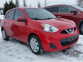 Used 2015 Nissan Micra SV for sale in Cambridge, ON