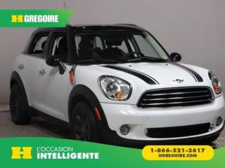 Used 2013 MINI Cooper FWD 4DR A/C CUIR for sale in St-Léonard, QC