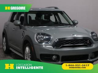 Used 2018 MINI Cooper S A/C CUIR TOIT for sale in St-Léonard, QC