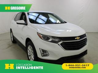 Used 2018 Chevrolet Equinox LT AWD A/C GR for sale in St-Léonard, QC