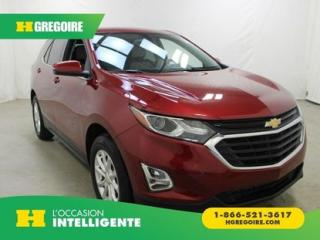 Used 2018 Chevrolet Equinox LT AWD for sale in St-Léonard, QC