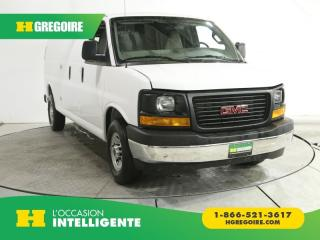 Used 2017 GMC Savana RWD 3500 155