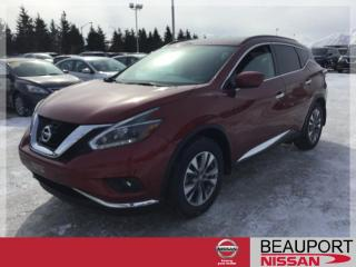 Used 2018 Nissan Murano SV AWD ***BALANCE GARANTIE*** for sale in Beauport, QC