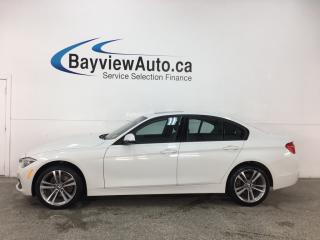 Used 2018 BMW 330i xDrive - AWD! HTD LTHR! NAV! STOP/START! SUNROOF! ALLOYS! for sale in Belleville, ON