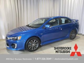 Used 2016 Mitsubishi Lancer SE LTD TA berline 4 portes CVT for sale in Sherbrooke, QC