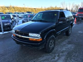 Used 2005 Chevrolet Blazer 4WD LS for sale in Newmarket, ON