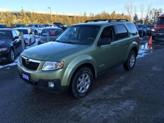 Used 2008 Mazda Tribute s Touring FWD for sale in Newmarket, ON