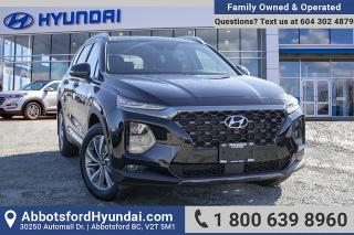 New 2019 Hyundai Santa Fe Luxury for sale in Abbotsford, BC