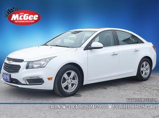 Used 2015 Chevrolet Cruze 2LT 1.4L Turbo, Htd Ltr Bkts, Sunroof, NAV, Rmt Start, 16