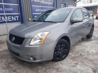 Used 2008 Nissan Sentra for sale in Boisbriand, QC