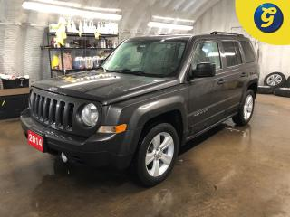 Used 2014 Jeep Patriot NORTH ALL SEASON * Sunroof * Leather * Phone connect * Heated Front Seats * Remote Start * 9 Boston Acoustic Spkrs w/Subwoofer 2 Articulating Liftgate for sale in Cambridge, ON