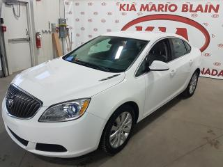 Used 2016 Buick Verano * MAGS * CUIR/TISSU * DÉMARREUR * for sale in Ste-Julie, QC