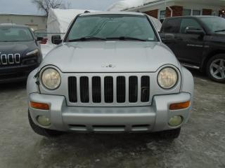 Used 2003 Jeep Liberty 4dr Limited 4WD for sale in Mirabel, QC