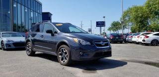 Used 2015 Subaru XV Crosstrek Sport ensemble Technologie EYE SIGHT AWD for sale in Trois-Rivières, QC