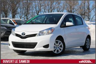 Used 2014 Toyota Yaris Le - Bluetooth - Gr for sale in St-Léonard, QC