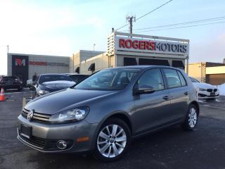 Used 2012 Volkswagen Golf - TDI - 6SPD - HTD SEATS - COMFORTLINE for sale in Oakville, ON