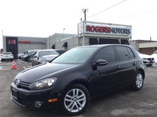 Used 2011 Volkswagen Golf - TDI - 6SPD - SUNROOF - HTD SEATS for sale in Oakville, ON