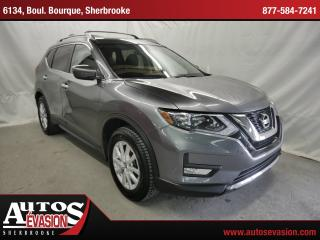 Used 2017 Nissan Rogue SV AWD for sale in Sherbrooke, QC