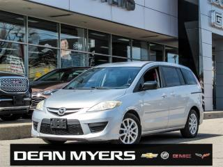 Used 2009 Mazda MAZDA5 GS for sale in North York, ON
