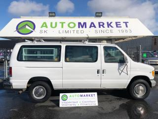 Used 2002 Ford E350 E350 GAS & PROPANE! ONLY 117KM'S! for sale in Langley, BC