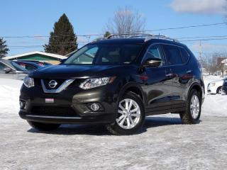 Used 2014 Nissan Rogue SV FWD + 7 PASS. + TECH PACK + TOIT + NA for sale in Magog, QC