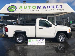 Used 2011 Chevrolet Silverado 1500 YOU WORK/ YOU DRIVE! BEAUTIFUL TRUCK! for sale in Langley, BC