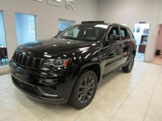 Used 2019 Jeep Grand Cherokee HIGH ALTITUDE 2019 NAV + TOIT OUVRANT PA for sale in Napierville, QC