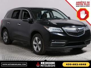 Used 2015 Acura MDX SH-AWD CUIR TOIT for sale in Laval, QC