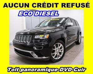 Used 2015 Jeep Grand Cherokee Réservé Eco Diesel for sale in Mirabel, QC