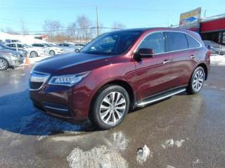 Used 2015 Acura MDX SH-TECH. - AWD for sale in Châteauguay, QC
