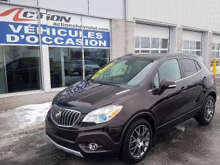 Used 2016 Buick Encore Sport Touring for sale in St-Hubert, QC