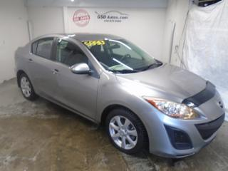 Used 2011 Mazda MAZDA3 GX for sale in Ancienne Lorette, QC