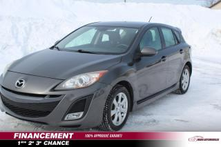 Used 2011 Mazda MAZDA3 Hayon 4 portes Sport, boîte automatique for sale in St-Lin-Laurentides, QC