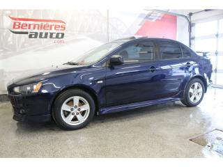 Used 2013 Mitsubishi Lancer Se+ Toit 10ème for sale in Lévis, QC