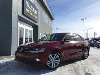 Used 2015 Volkswagen Jetta Tdi Gar for sale in St-Georges, QC