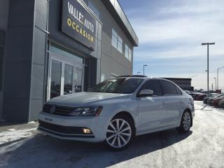 Used 2015 Volkswagen Jetta 2.0tdi Cl Caméra for sale in St-Georges, QC