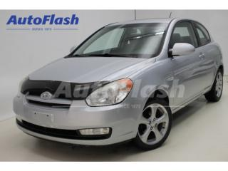 Used 2007 Hyundai Accent Sr Hatch Toit for sale in St-Hubert, QC